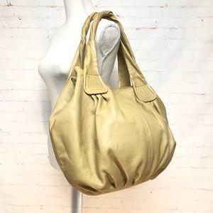 Cynthia Rowley Leather Large Shoulder Bag